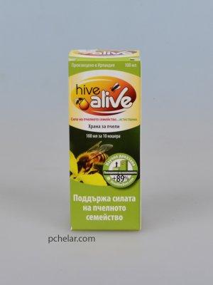 hivealive, za nozematoza