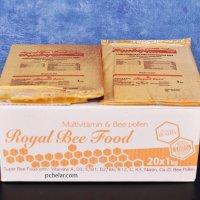 храна за пчели с прашец